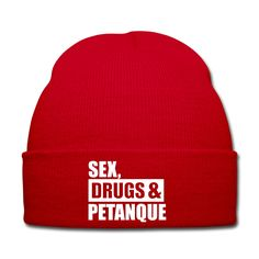 """Winter Hat by Result Caps - Bonnet d'hiver - Collection """"Sex, Drugs & Pétanque"""" #extremeboules #pétanqueextrème #streetpetanque #urbanpetanque #extremebocce #petanque #petanca #jeuxdeboules #boules #bocce #bocceball #beautiful #fashion #pretty #fashionstyle #street #shirt #shopping #styleoftheday #comfortable #outfitideas #outfit #trendystyle #inspiration #unique #menswear #clothes #outfitoftheday #mensfashion #shop #boutique #beauty #streetstyle #streetwear #streetwearfashion #urbanwear…"""