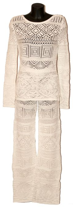 EMILIO PUCCI Ensemble Emilio Pucci, Pull, Dresses With Sleeves, Long Sleeve, Lace, Sweaters, Tops, Women, Fashion