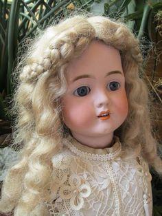 Antique porcelain dolls on Pinterest
