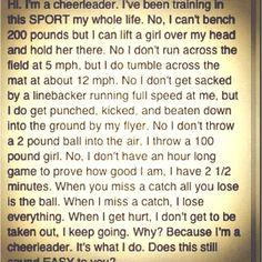 Cheerleading!!(:
