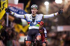 Mathieu Van der Poel takes Superprestige Diegem