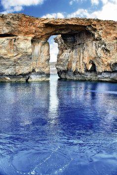 Azure Window, Maltese Island of Gozo