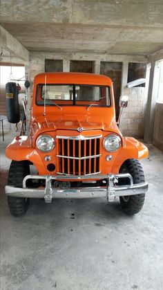 1961 Willys Truck - Photo submitted by Hector Perez Cancel.