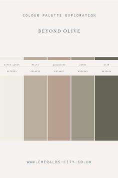 Pantone Colour Palettes, Pantone Color, Paint Colors For Home, House Colors, Colour Schemes, Color Combos, Olive Green Color, Khaki Green, Army Green