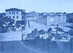 Piazza Mastai, 1865