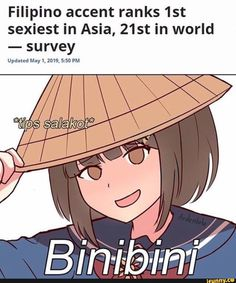 Filipino accent sexiest in Asia, in world - iFunny :) Memes Pinoy, Filipino Memes, Filipino Funny, Filipino Art, Really Funny Memes, Funny Facts, Weird Facts, Funny Jokes, Stupid Memes