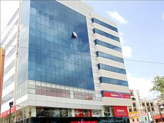 Serviced office space for rent in Begumpet, Hyderabad