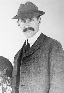 Tasha Tudor's father, William Starling Burgess. Born: 25 December 1878 Died: 19 March 1947