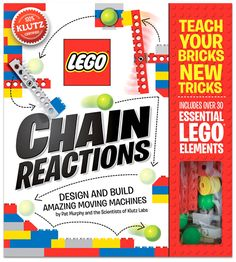 LEGO Chain Reactions by Klutz - good for Rube Goldberg Machine unit!