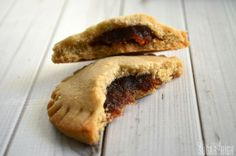 Soft and Chewy Date Filled Sugar Cookies