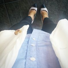 Spring leather @jcrew boy shirt #stylechat #springstyle #springforward #weartowork #workstyle #ootd #whowearwhat