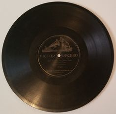Just Because She Made Dem Goo Goo Eyes 78 RPM Victor Record # 792 (#2244) by CherishedAgain on Etsy