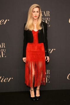 In honor of Canada Day, we've rounded up the most stylish Canadian celebs: Harper's BAZAAR Style Director Joanna Hillman.