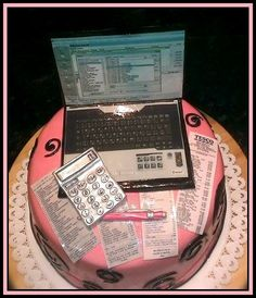 cake for accountants