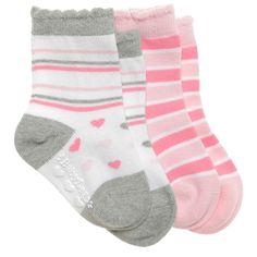 Cheshire Baby Socks