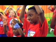 Barnyard Roundup Training | Gather 'Round Opening and Closing | Concordia's 2016 VBS - YouTube