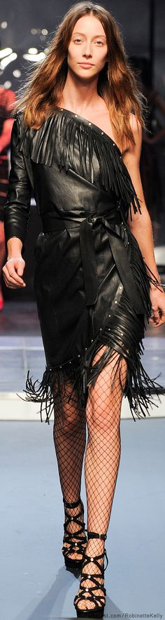 Jean Paul Gaultier S/S 2014 GOTTA HAVE THIS DRESS FOR REAL!!!!!!!!!!yesssssss