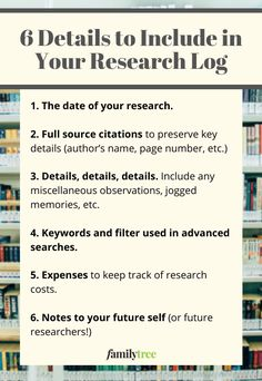 Research logs help you see what you've done, what you need to do and where to go next. If you take a break from your research for a few months (or years), you'll be able to pick up where you left off. Native American History, American Indians, Captain Obvious, Genealogy Organization, Page Number, Genealogy Research, Pre Writing, Logs, American Women