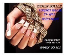 Gold Rings, Nails, Finger Nails, Ongles, Nail, Nail Manicure