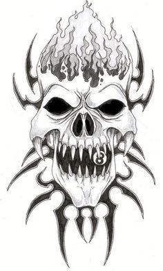 Tattoo Doocuments: Free Tattoo Designs Of Skulls