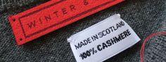 Winter & Bract: cashmere isn't that soft...