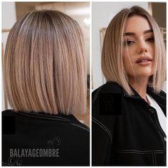 Medium Hair Cuts, Short Hair Cuts, Medium Hair Styles, Curly Hair Styles, Blonde Hair Looks, Brown Blonde Hair, Blonde Haircuts, Bob Hairstyles, Casual Hairstyles