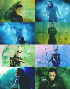 Loki. Definatelly must have his costume :3