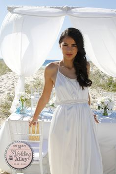 Seaside white wedding inspiration Gown by @When Freddie Met Lilly  Wedding Styling by @FSocietyEvents  Hair by Aleesha Darke  Makeup by Suzi Dent Photography by @masterpiecespv  Model - Melody @katzmodels  #wedding #weddings #welovethis #weddingideas #weddinginspo #weddingstyle #weddingsetting #weddinggown #weddingdress #white #weddinghair #weddingmakeup #weddingphotography #bride #bridetobe #gettingmarried #engaged #love #picoftheday #photooftheday