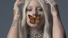 brooke candy a study in duality Wallpaper HD Wallpaper