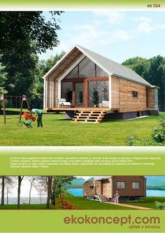 Catalogue of prefabricated houses ekokoncept