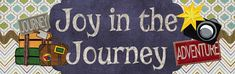 ~Joy in the Journey~ travel themed classroom