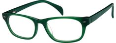 Order online, women green full rim acetate/plastic rectangle eyeglass frames model #608324. Visit Zenni Optical today to browse our collection of glasses and sunglasses.