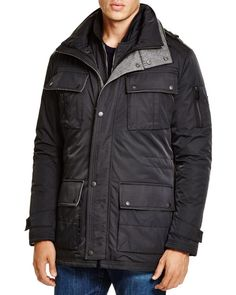 Cole Haan 3 in 1 System Jacket
