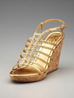 Felix Sandal by kate spade new york shoes on Gilt
