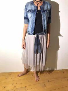 Tüllrock von Maryley Midi Skirt, Skirts, Pants, Fashion, Woman, Trouser Pants, Moda, Midi Skirts, Skirt