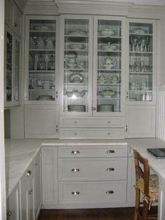 """Okay....so I am officially breaking the commandment....""""do not covet"""".....  I want a Butler's Pantry.........."""