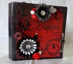 $69.99 Twilight Saga scrapbook album charm bracelet closure