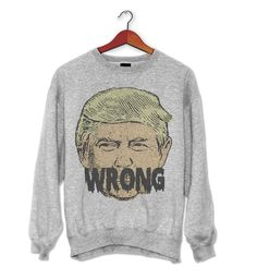 Hillary Shirt Clinton Sweatshirt Anti Trump Shirt I'm With Love Trumps Hate Dump Trump Shirt Funny Sweatshirt Plus Size Hillary 2016 Kaine by SHOPYELL on Etsy https://www.etsy.com/uk/listing/486596895/hillary-shirt-clinton-sweatshirt-anti