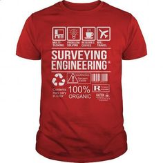 Awesome Tee Shirt Surveying Engineering - #first tee #kids hoodies. BUY NOW => https://www.sunfrog.com/LifeStyle/Awesome-Tee-Shirt-Surveying-Engineering-Red-Guys.html?60505