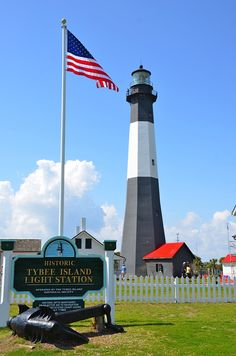 History buffs won't want to miss the Tybee Island Light Station which has one of the nation's oldest and tallest lighthouses, originally built in 1733. Visitors can climb its 178 steps to the top and enjoy breathtaking views.