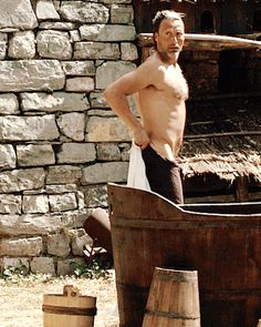shirtless mads mikkelsen will always save your day