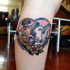 Tatuajes veganos, parte 2.