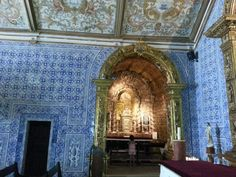 Igreja matriz Vila do Bispo. Algarve.