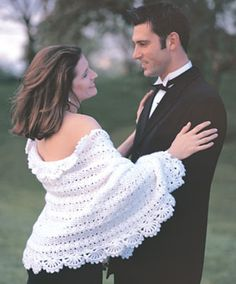 Free crochet pattern - shawl - love it!