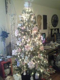 This ears...Handmade Christmas Ornament tree