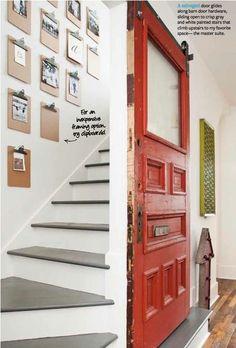 ..reminder / inspiration clipboards