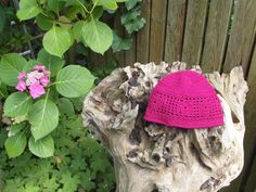 Handmade crochet hat. by CneeltjeColors on Etsy, $15.00