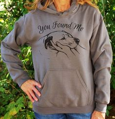 50% of the proceeds from the sale of this design is donated to the Partners for Pets animal shelter in Troy IL. High Quality hoodies with an original Gingybeans design. Design available on hoodies or t-shirts in a variety of different styles and colors.