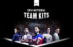 Nike asked us to create a web experience that tells the story of the National Team Kits for the 2014 FIFA World Cup.