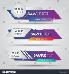 Find Lower Third White Colorful Design Template stock images in HD and millions of other royalty-free stock photos, illustrations and vectors in the Shutterstock collection. Banners, Logo Samples, Lower Thirds, Timeline Design, Screen Design, Brand Board, Banner Vector, Background Templates, Motion Design